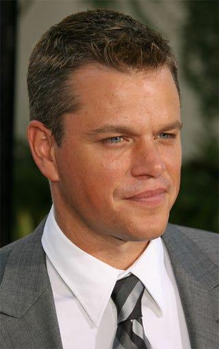 Illustration for article titled Whoa, When Did Matt Damon Get Hot?