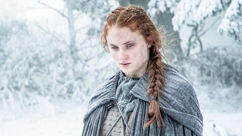 Illustration for article titled If You Didn't Cry During Last Night's Game of Thrones You May Be a White Walker