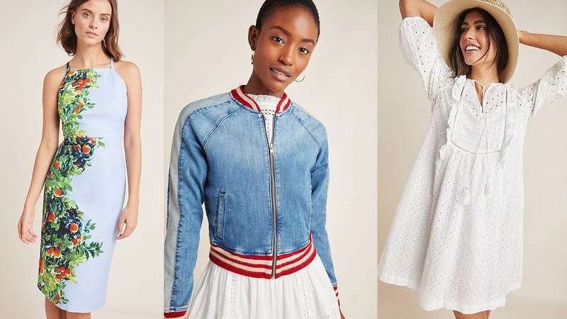 20% Off Clothing | Anthropologie