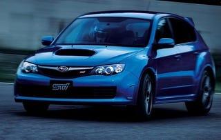 Illustration for article titled Subaru WRX STI Spec C: 304 HP JDM Bruiser