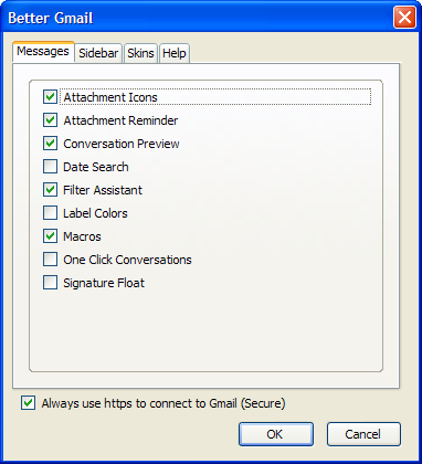 Download of the Day: Better Gmail 0 4 (Firefox)