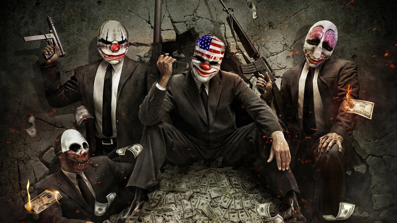 Illustration for article titled Players Have Discovered Payday 2's Secret Ending
