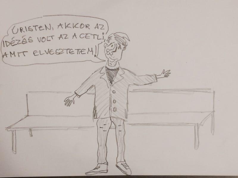 Illustration for article titled Karácsonyi csoda a bíróságon – Tomcat volt segédje szakított a múlttal