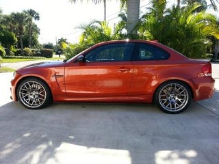 Illustration for article titled NPoCP BMW 1M