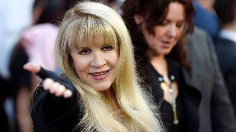 Stevie Nicks at the 2017 Los Angeles Film Festival.