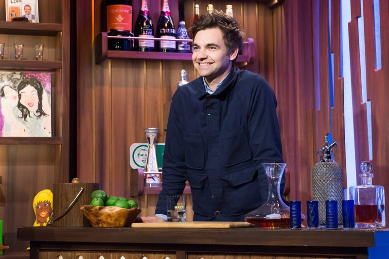 Strictly Business's Drew Tarver on a 2016 episode of Watch What Happens Live. (Photo: Charles Sykes/Bravo)