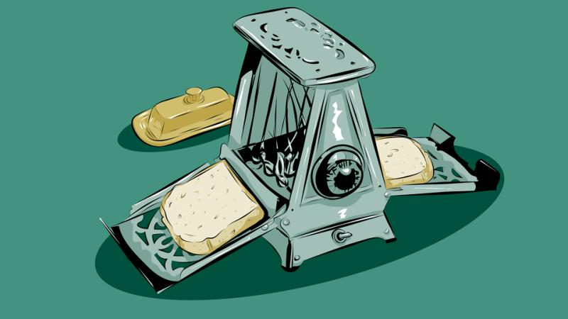 Tostar estas tres rebanadas de pan en el menor tiempo posible requerirá de todo tu ingenio
