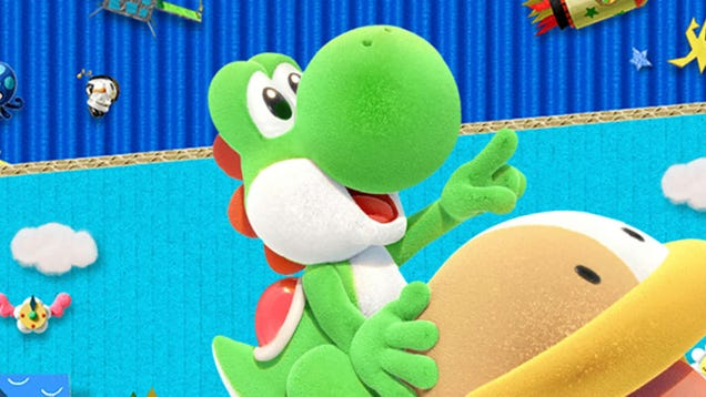 Sony Scores Big Win For PlayStation 5 After Poaching Yoshi From Nintendo With 10-Year $400 Million Contract