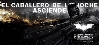 Illustration for article titled International Banners for The Dark Knight Rises