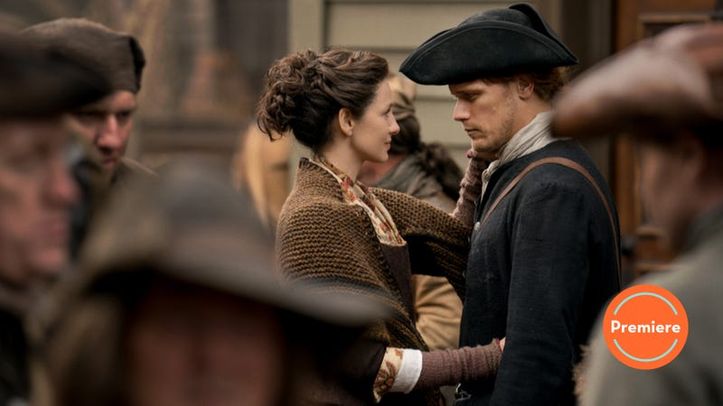 Illustration for article titled Outlander's alchemy remains spectacular in its hotly anticipated return