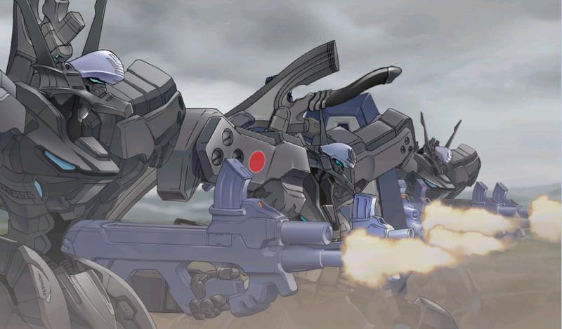 Illustration for article titled Dex's Models: Imperial Type-94 Shiranui