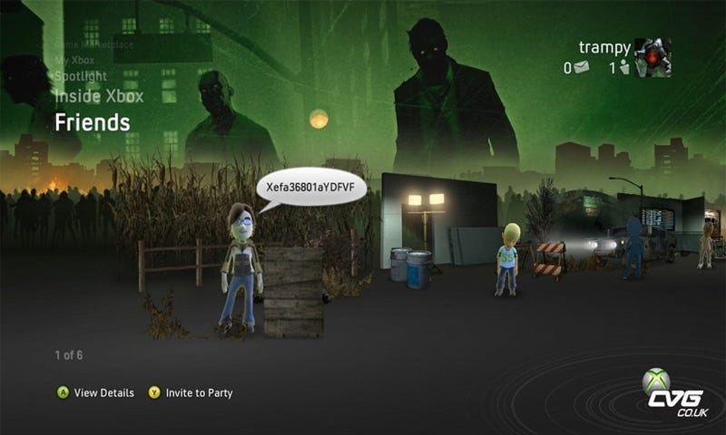 Illustration for article titled Left 4 Dead Premium Theme Infecting New Official Xbox Mag