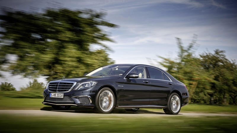 Illustration for article titled 2014 Mercedes-Benz S 65 AMG: Everything Plus More Of Everything