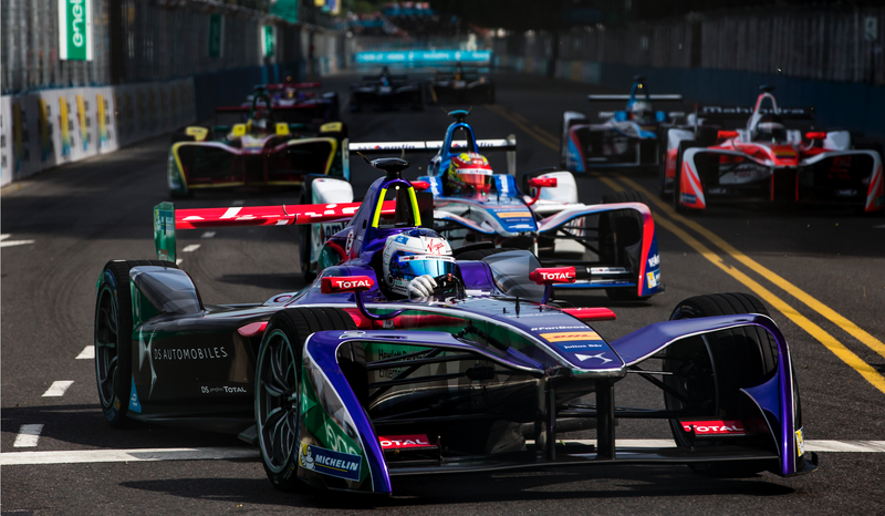 The 2016 Buenos Aires ePrix. Photo credit: LAT Images/Formula E via Getty Images