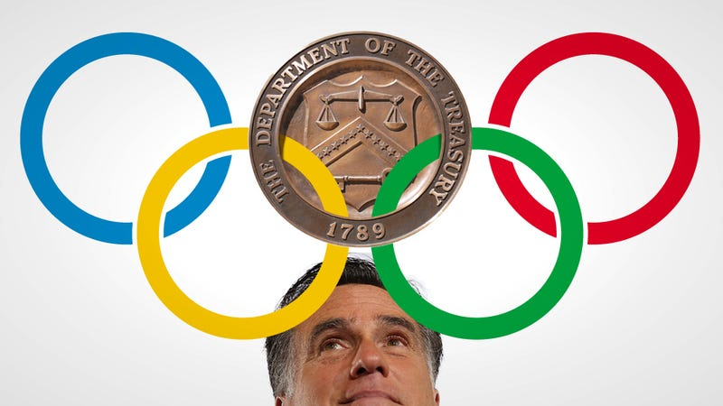 Illustration for article titled You Built That: How Mitt Romney Shook Down American Taxpayers For His Welfare Olympics