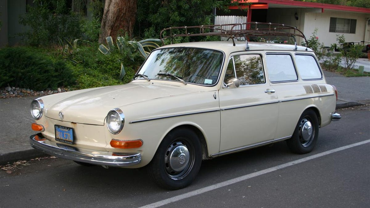 How About $5,500 For This 1972 VW Type 3 Squareback Daily