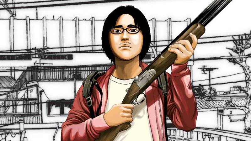 Illustration for article titled Here's Your First Look at the Badass Japanese Zombie Comic Everybody's Talking About