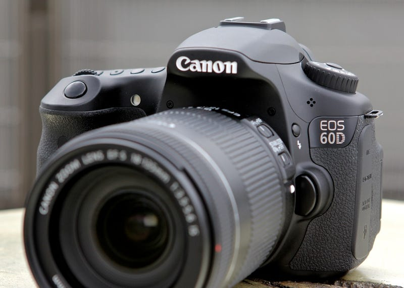 Canon 60D Impressions: The Perfect Video DSLR Is Just a Little Bit ...