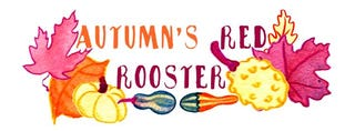 Illustration for article titled How to Make Autumn's Red Rooster, a Cocktail That Answers the Question 'What's Pumpkin Lard?'