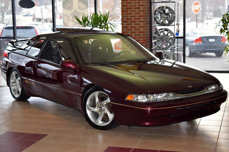 how about this sweet 1992 subaru svx ls l for 6 995. Black Bedroom Furniture Sets. Home Design Ideas