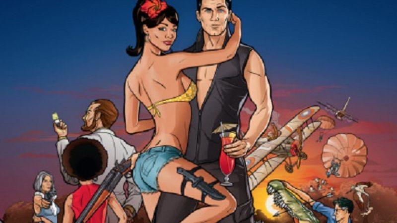"Illustration for article titled Archer: ""Pipeline Fever"""