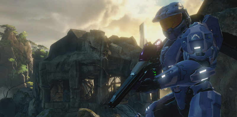Illustration for article titled Poor Halo Player Gets Lured Into A Six Man Teabagging Trap