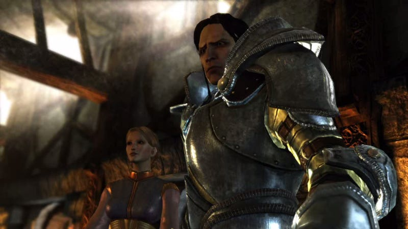 Illustration for article titled BioWare Celebrates Dragon Age Novel Release With Screenshots