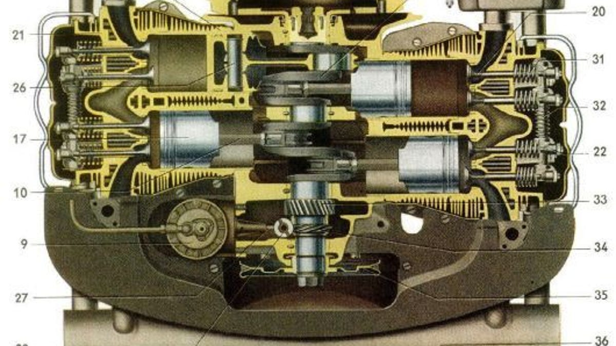 Vw Boxer Engine Diagram Wiring Library Flat
