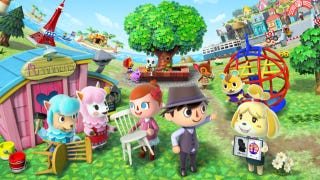 Illustration for article titled Animal Crossing Sure Looks... Different in Manga Form