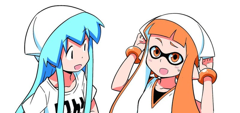 Illustration for article titled TAY Game Night: Splatoon, Splatoon and More Splatoon