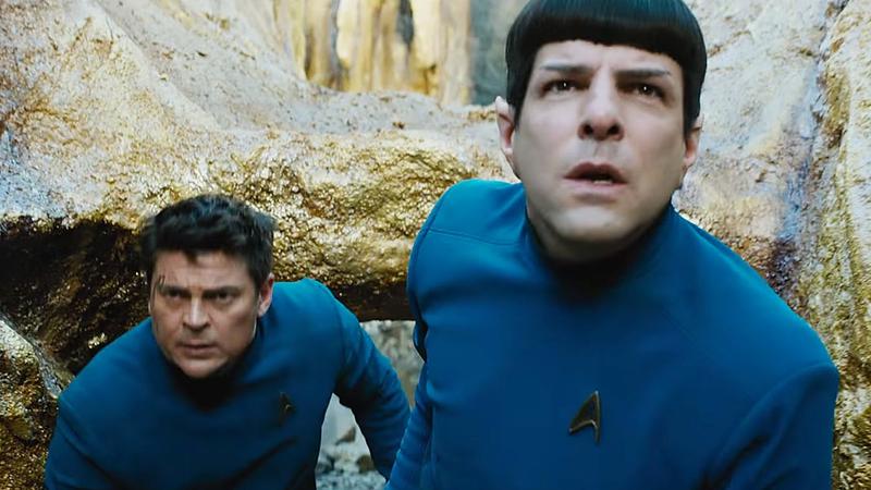 Illustration for article titled A Set Visit To Star Trek Beyond's Enterprise Reveals Some New Secrets