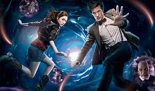 Illustration for article titled Doctor Who Gallery
