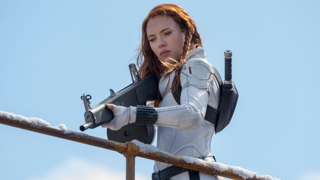 The Scarlett Johansson v. Disney Black Widow Lawsuit Enters Round 2