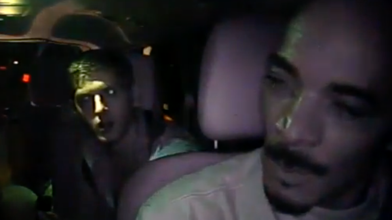 Uber Driver Kicks Not Racist White People Out Of Car For Being Racist