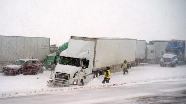The Forecast for the Midwest s Next Giant Storm Just Got Way Worse