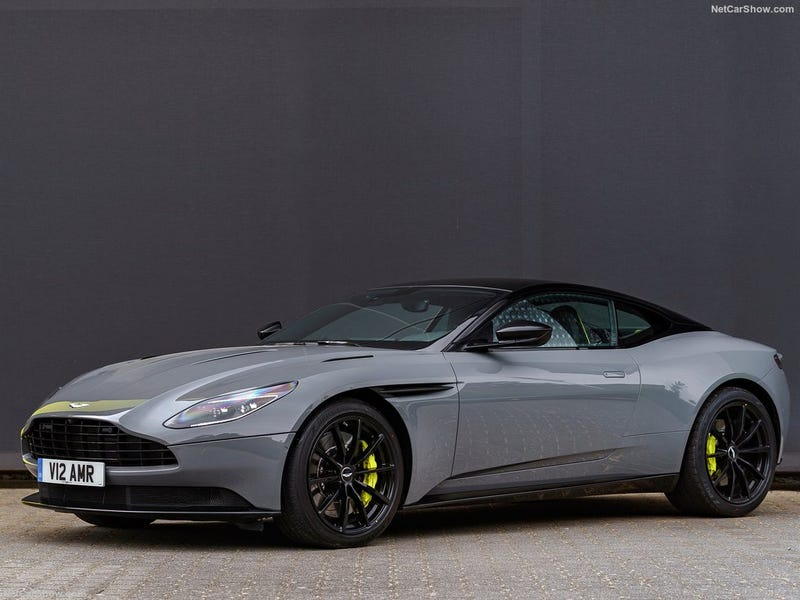 Illustration for article titled The DB11 AMR Might Be the Best-Looking Aston Martin in a While