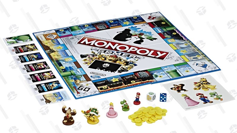 Monopoly Gamer Collector's Edition | $19 | Walmart