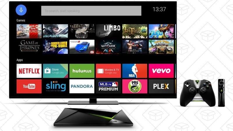 NVIDIA Shield Pro 500GB, $250