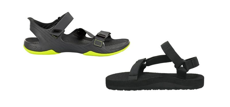 Illustration for article titled A Pair of Teva Mens or Womens Sandals are Just $20