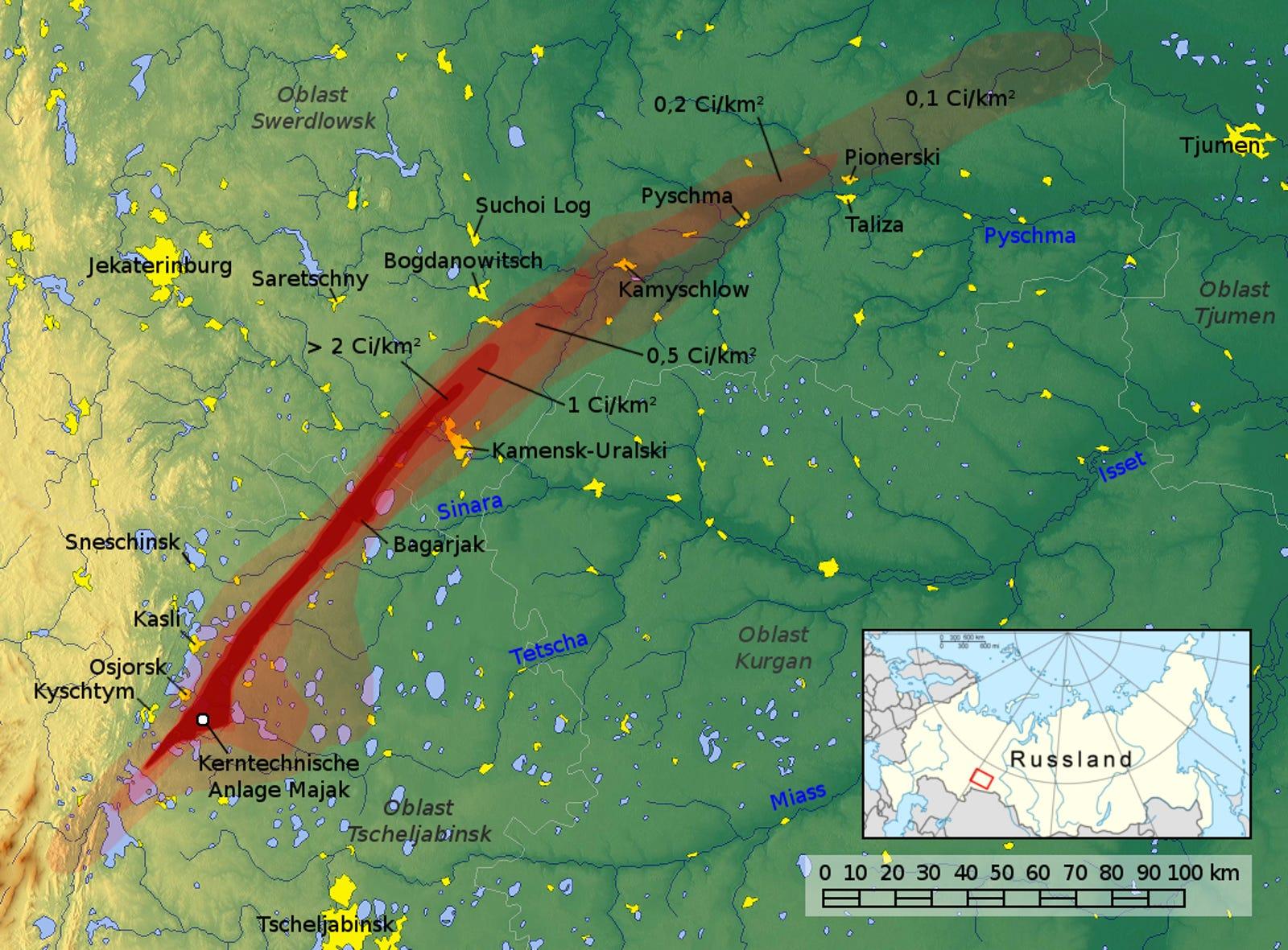 El día que Reino Unido fue Chernobyl: el incendio del reactor nuclear para construir una bomba atómica