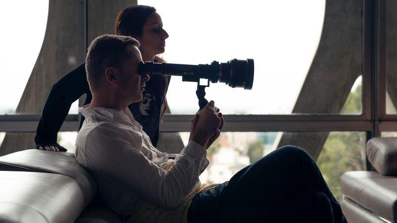 Nicolas Winding Refn (Photo: Amazon Studios/Broad Green Pictures)