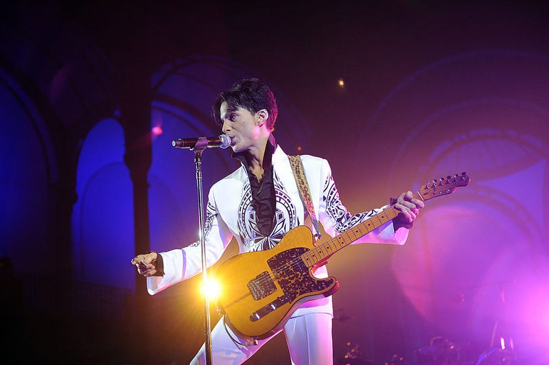 Prince's new music to be released with reality show