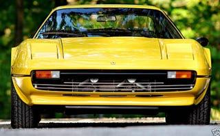 Illustration for article titled 1979 Ferrari 308 GTB Gallery