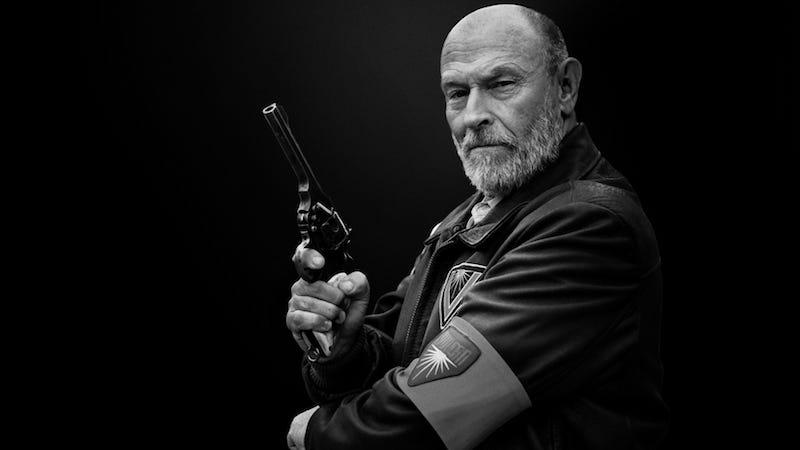 Image: Corbin Bernsen as Vulcan (Starz)