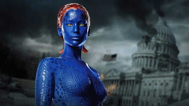 Illustration for article titled Jennifer Lawrence Is Suddenly Very Interested in Doing More X-Men Movies