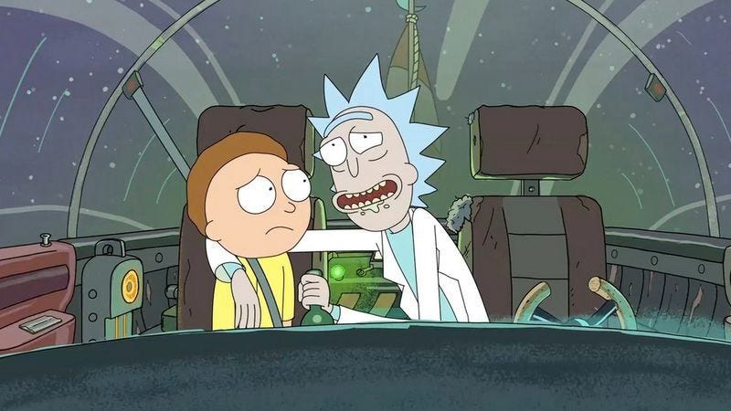 Image: Rick And Morty