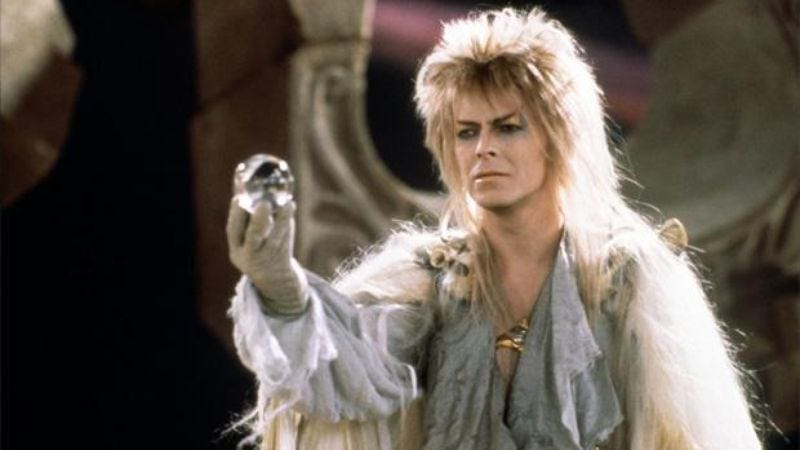 Illustration for article titled Turns out David Bowie really did audition for The Lord Of The Rings
