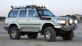 That Landcruiser article is making me want one