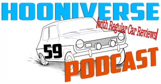 Illustration for article titled Podcast: Ep. 59 - The one with the Regular Car Reviews guys...