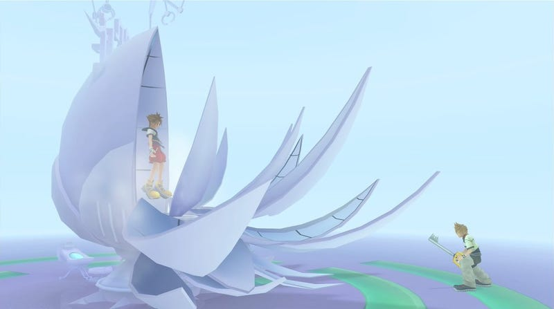 Illustration for article titled Kingdom Hearts In Review, Part Four:Kingdom Hearts II, The Prologue (2005)